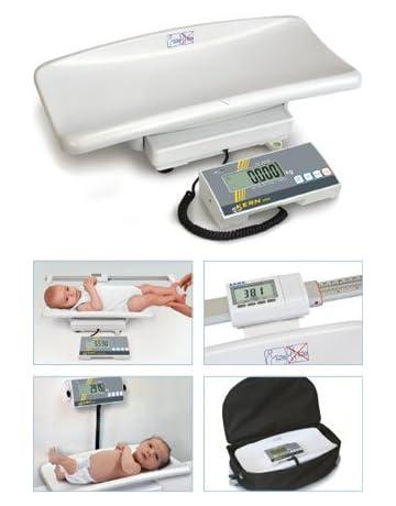 Báscula para bebés Universal pediátrico médica 15 kg x 5 G – Báscula profesional