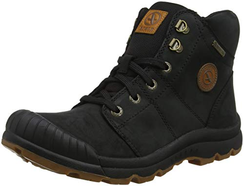 High Leather amp; Women's Aigle Shoes W Tenere Hiking GTX Black Rise Uq6pfagwx