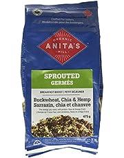 Anita's Organic Mill - Sprouted Buckwheat Chia & Hemp, 475g