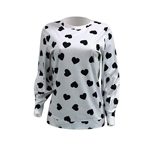 Rond Homme pour Red Courtes USA AiBarle Taille Manches amricain Shirt Chemisier Femme dcontract Shirt paule Froid col M T T pour Femme Drapeau Rose d'impression pour Tops TCFwqdZCx