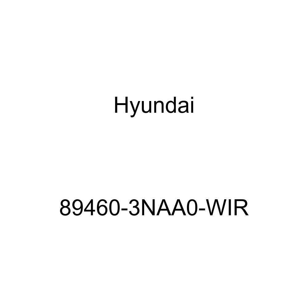 Genuine Hyundai 89460-3NAA0-WIR Seat Back Covering Right Rear