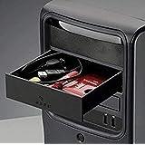 COSMOS desktop computer ATX/MATX companion, blank drawer rack (5.25