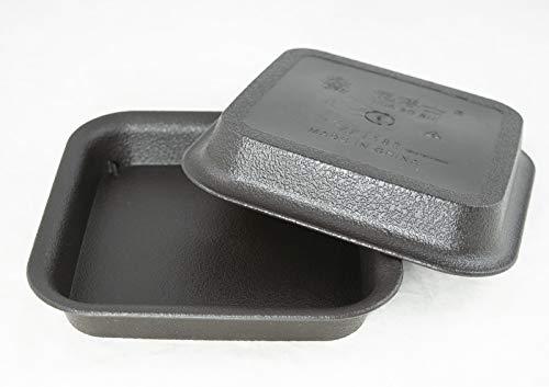 2 Square Plastic Humidity/Drip Tray for Bonsai Tree 7