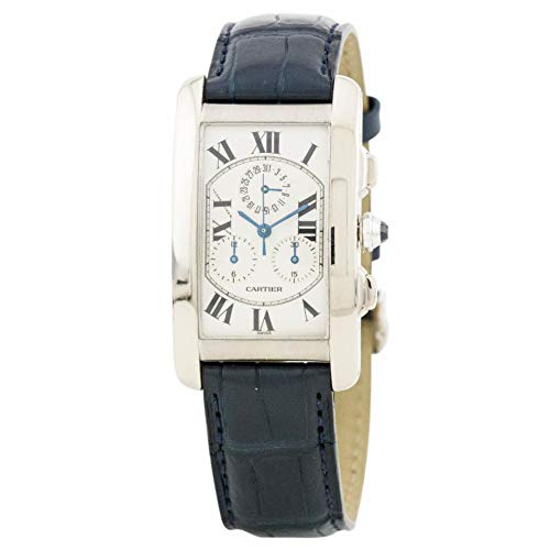 - Cartier Tank Americaine Quartz Male Watch 2312 (Certified Pre-Owned)