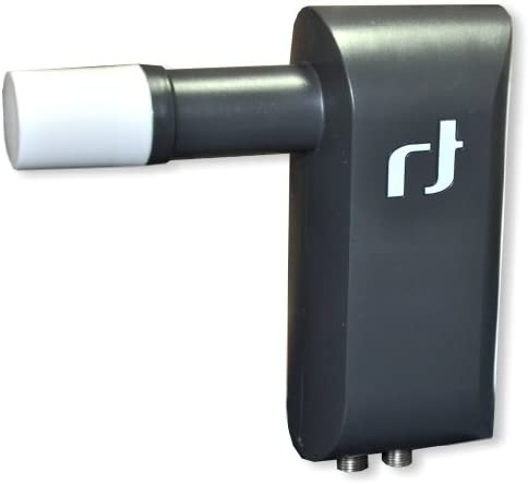 Inverto Multiconnect Twin Lnb 23mm Aufnahme Für 2 Elektronik