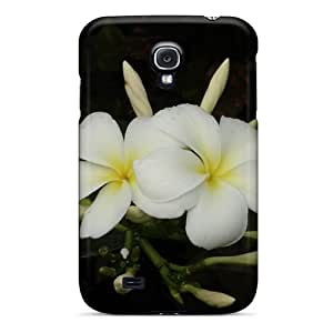 Hard Plastic Galaxy S4 Case Back Cover,hot Plumeria Case At Perfect Diy
