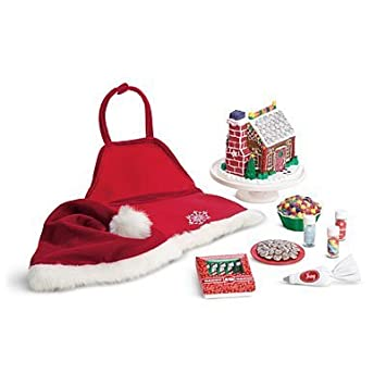 Amazon.com: American Girl Sugar and Spice Christmas Baking Set ...