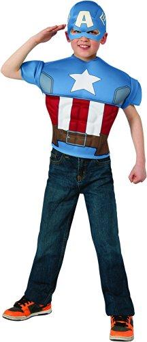 Marvel Avengers Assemble Children's Costume Set