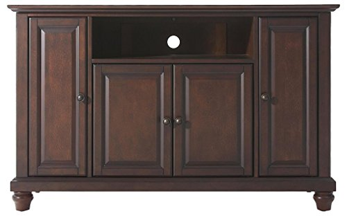 Crosley Furniture Cambridge 48-inch TV Stand - Vintage Mahogany (Stand Tv Vintage)