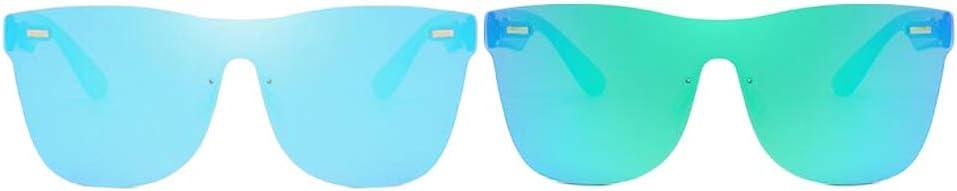 نظارات شمسية ملونة من إنفينيتي فاشون، نظارات شمسية مستديرة كلاسيكية للنساء طراز كلاسيكي