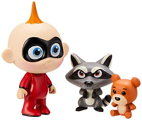 LAST LEVEL- Funko 5 Star Los Increibles Figura 5 Incredibles 2 Jack, Multicolor (FFK37810)
