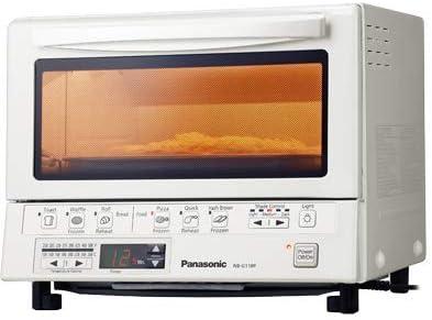 Panasonic 快速随心烤箱 银色