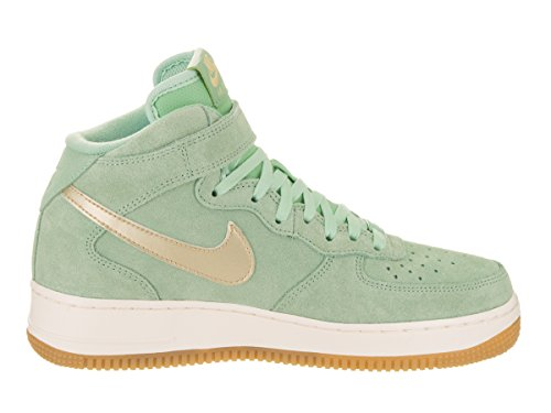 Nike Ladies W Air Force 1 07 Medio Bassa Stagionale, Marrone Enmlgr / Mtg