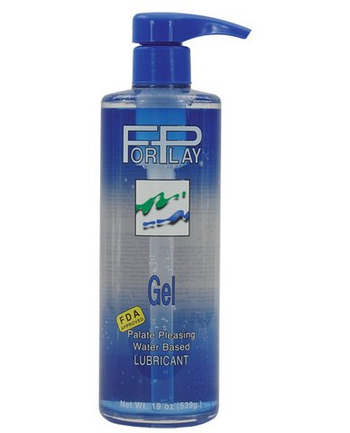 Forplay gel 19 oz lubricant (Pack Of 5) by Multiple