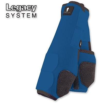 Classic Equine Legacy SMB Boots FRT Large Blue