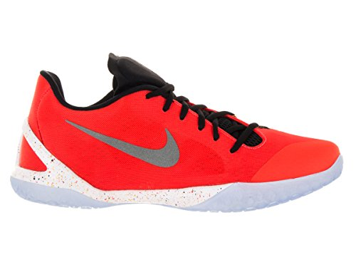 Crimson Ankle White Men's Basketball Hyperchase Bright Shoe Nike Black Metallic High Silver dPOE0Ixqw