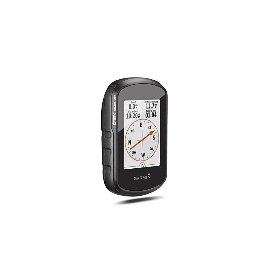 Garmin eTrex Handheld GPS Navigator, 35t (010 01325 13)