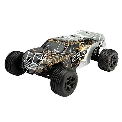 amazon com ecx ecx03001 circuit 1 10 2wd rc stadium truck black rh amazon com Electrix RC Ruckus Brushless Upgrade RC Cars