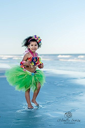 Luau Hula Outfit Costume Baby & Toddler (Luau Party Costumes Idea)