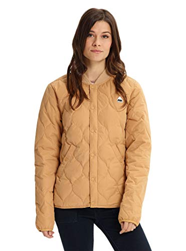(Burton Women's Kiley Down Insulator, Camel, Medium)