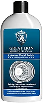 Great Lion - Pulimento para metales Extreme Metal Polish