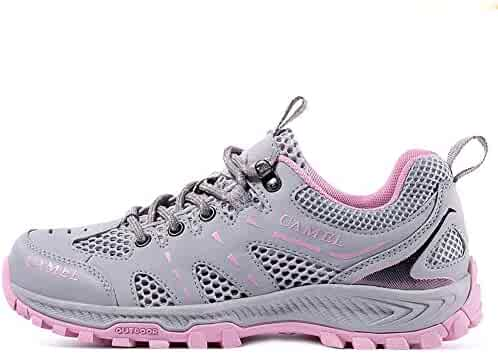 71d94831f25 SELCNG Hiking Shoes, Breathable, Wearable, Lightweight, Low Walking Shoes