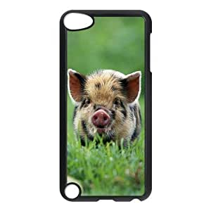 VNCASE Cute Pig Phone Case For Ipod Touch 5 [Pattern-2]