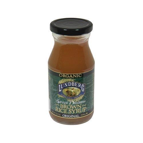 Lundberg Farms Organic Sweet Dreams Brown Rice Syrup, 21 Ounce -- 12 per case.