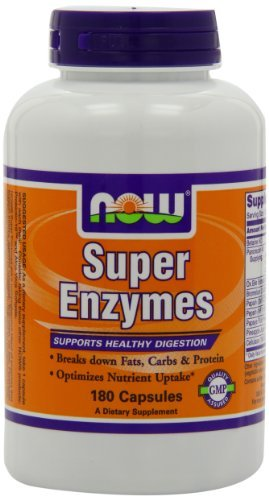 NOW Foods Super Enzymes Capsules