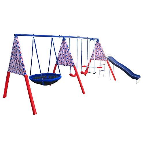 "XDP Recreation ""Freedom Swing Set"