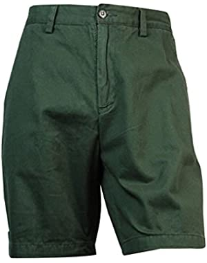 Mens The Deck Short Classic Fit Twill Shorts