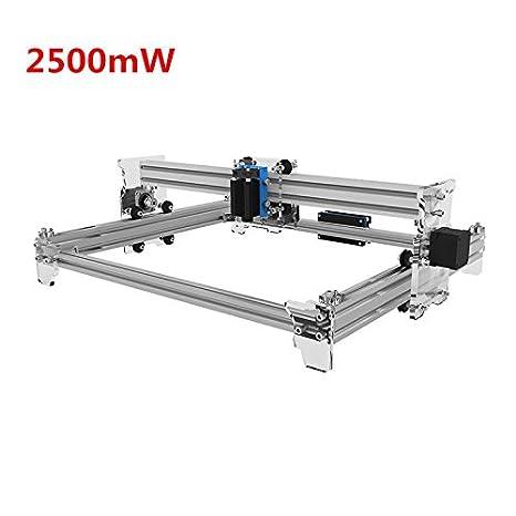 Impresora l/áser CNC y m/áquina de grabado l/áser EleksLaser-A3 Pro de 2500 mW