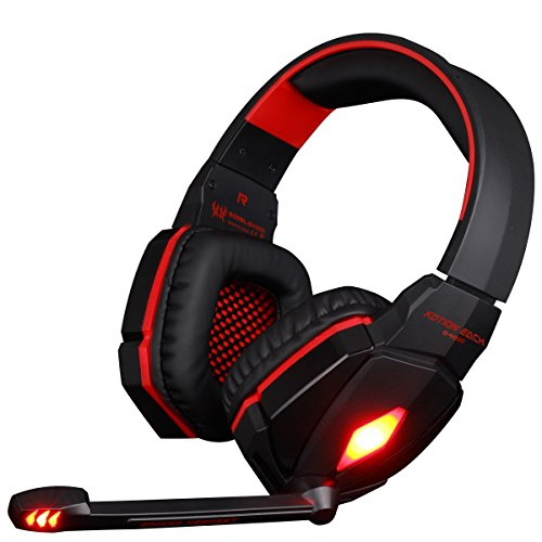 VersionTech G4000 Professional PC Gaming Stereo Headset Nois
