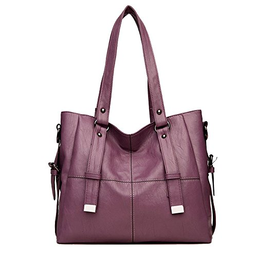 Mother Simple Fashion Bag Purple Atmosphere Capacity Bags High Outdoor Travel Bags Shoulder Women's Bag Bag Wild Crossbody PUqUv