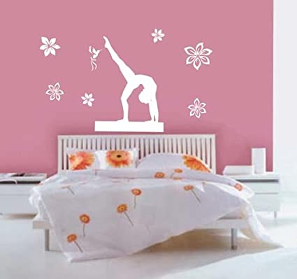Large Easy instant decoration wall sticker wall mural Sport