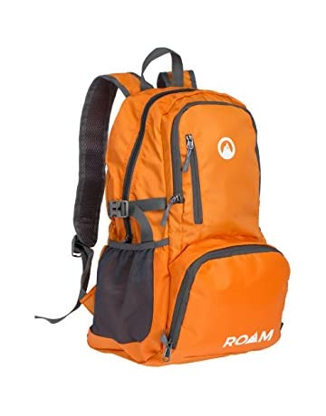b69431a4bd9 Roam Packable Backpack – Lightweight Foldable Daypack Water-Resistant, 25L,  – Durable Tear