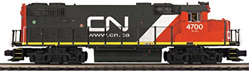 MTH 1:48 O Scale GP38-2 Diesel Engine Canadian National #4728 Cab #20-20456-1X