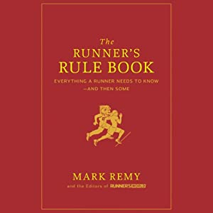 The Runner's Rule Book Audiobook