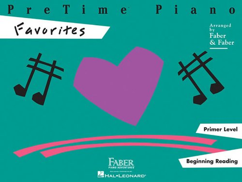 PreTime  Piano Favorites: Primer Level ()