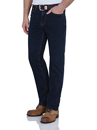 Paddock`s Herren Jeans Ranger - Slim Fit - Blau - Tinting Used Wash, Größe:W 31 L 30;Farbe:Tinting Used Wash (9116)