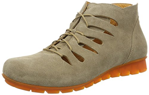 Think! WoMen Menscha Ankle Boots Beige (Taupe/Kombi 27)