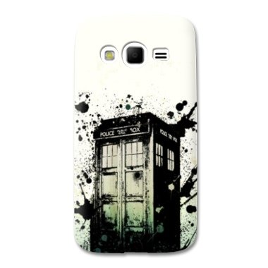 case carcasa Samsung Galaxy Core Prime Doctor Who - - tardis ...