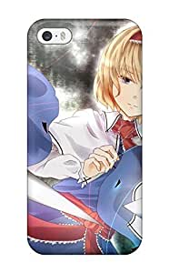Design Blondes Video Games Touhou Dress Blue Shortalice Margatroidbandbow Shanghai Doll Hard Case Cover Case For Sam Sung Galaxy S5 Mini Cover
