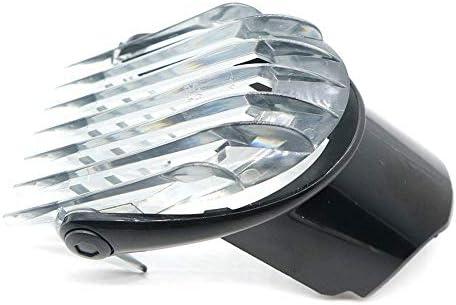 Accesorio de peine de pelo de repuesto para Philips RQ11 QC5010 QC5050 QC5053 QC5070 QC5090, 3-21mm: Amazon.es: Salud y cuidado personal