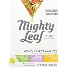 Mighty Leaf Tea Mighty Leaf Variety, 15 tea bags