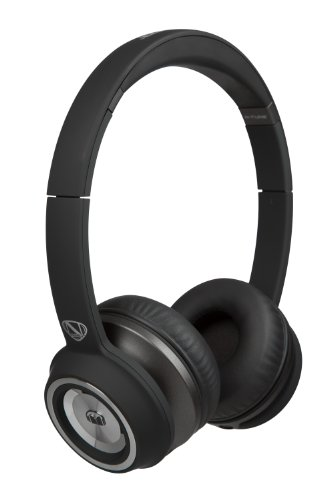 Monster NTune On-Ear Headphones - Matte Black
