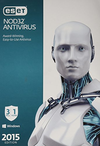 ESET NOD32 Antivirus 2015 PCs