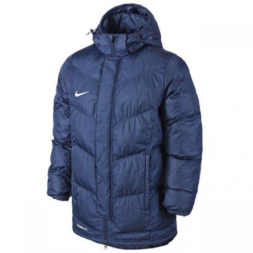Blanco White Nike Negro Obsidian de invierno Team chaqueta qq8w1X