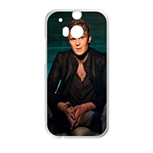 Basshunter HTC One M8 Cell Phone Case White Azxlr