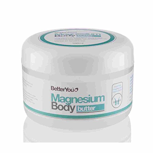 - Magnesium Body Butter - 180ml